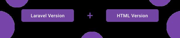Gull - Laravel 7 & Bootstrap 4 HTML Admin Dashboard Template - 2